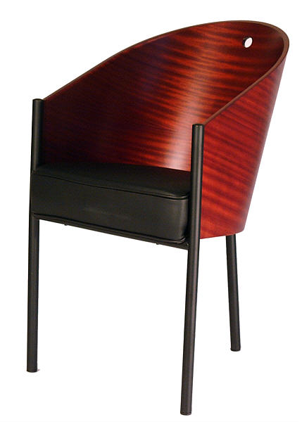 le fauteuil costes de philippe starck lavieenrouge. Black Bedroom Furniture Sets. Home Design Ideas