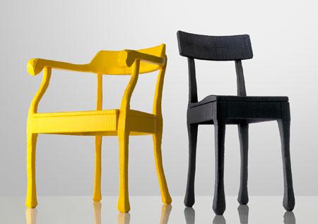 Raw chairs Muuto.