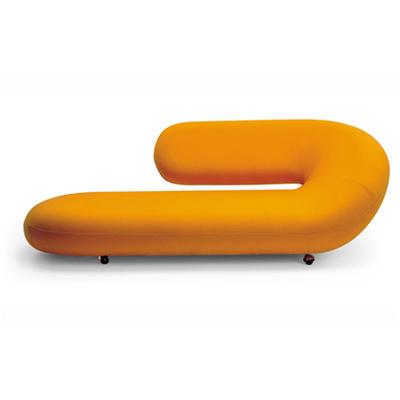 La chaise longue de geoffrey harcourt lavieenrouge for Chaise longue originale