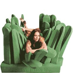 fauteuil-vert-gazon-pratone