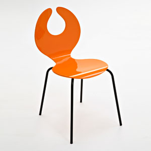 chaise l'enthousiaste TSE TSE