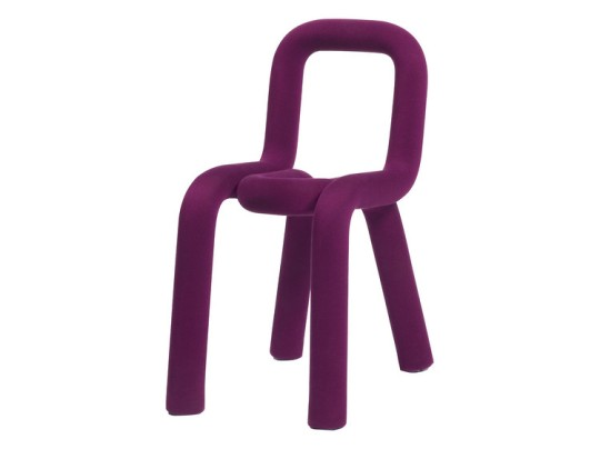 chaise tubulaire