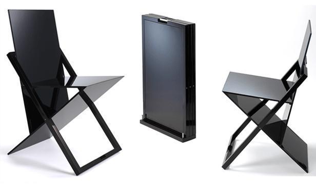 chaise isis qui ne prend pas de place lavieenrouge
