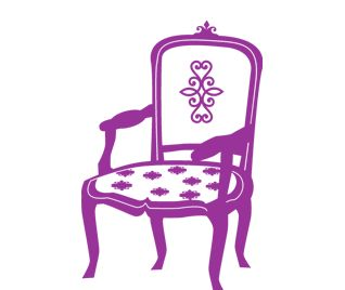 sticker Chaise