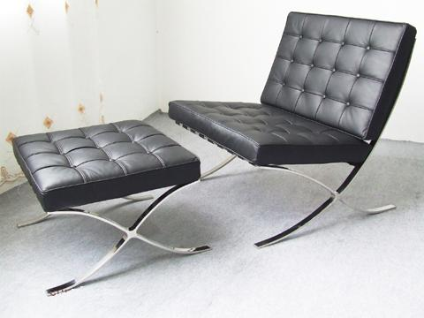 Le fauteuil Barcelona