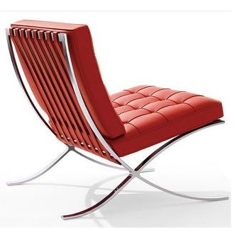 Le fauteuil barcelona de mies van der rohe et le fauteuil inspir du barcelon - Fauteuil barcelona occasion ...
