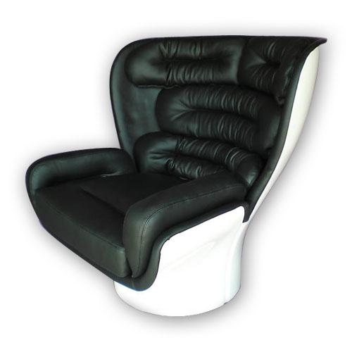 fauteuil Elda Joe Colombo